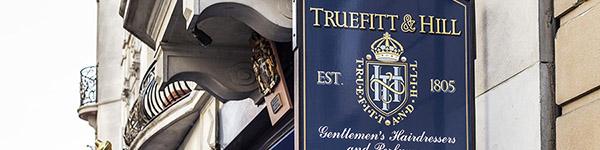 2002. TRUEFITT & HILL, LABYRINTH'S LONGEST SERVING CURRENT CLIENT SIGNED